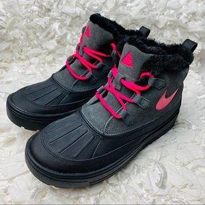 Nike ACG Woodside Chukka 2 Anthracite/ Pink-Black
